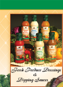 dressings & dipping sauces